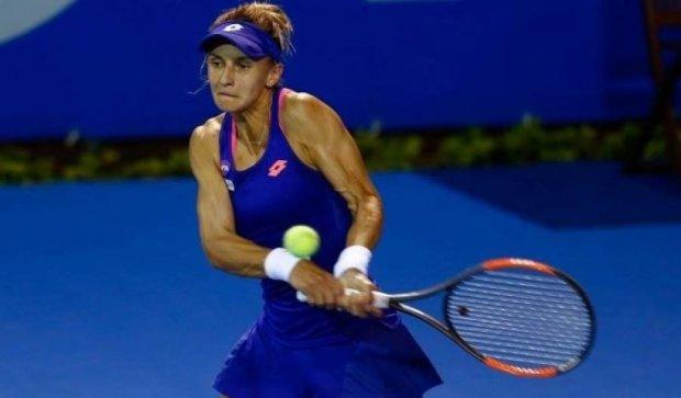 Украинка Цуренко пробилась в финал теннисного турнира в Мексике