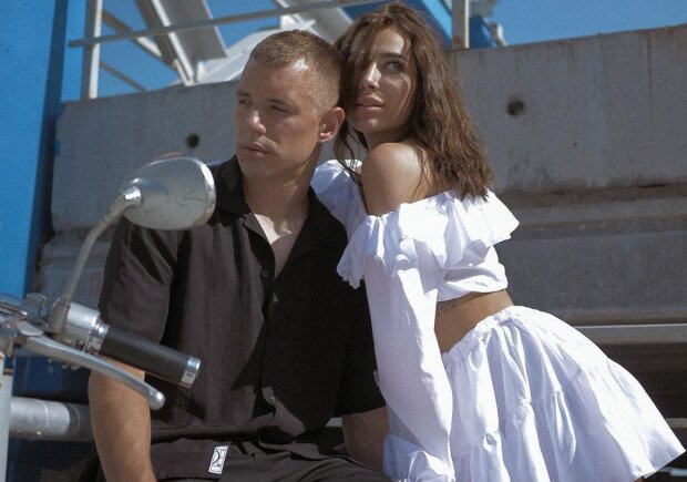 Вадим Олейник и Кристина, фото - https://www.instagram.com/oleynikvadim/