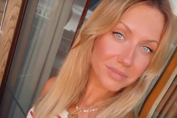 Леся Никитюк, скриншот: instagram.com/lesia_nikituk