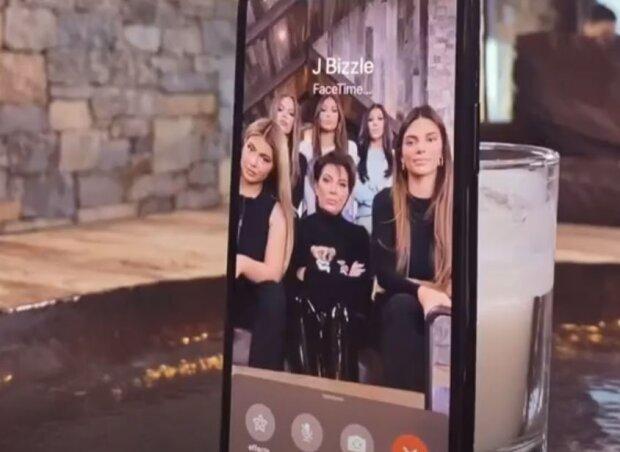 Пранк сімейства Кардашьян, скріншот: YouTube