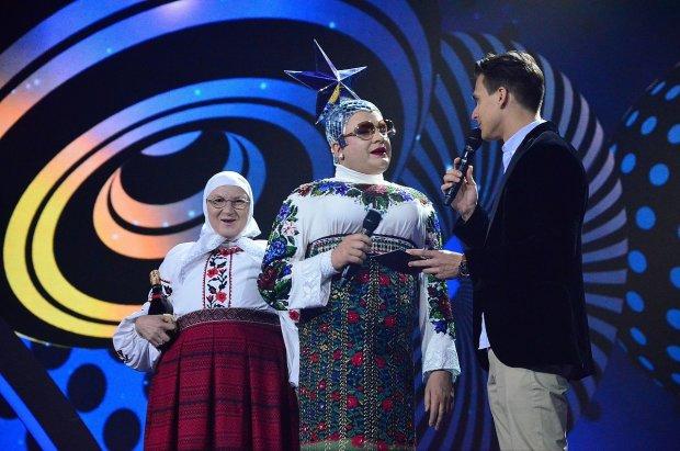 Андрей Данилко, судья Национального отбора Украины на Евровидение
