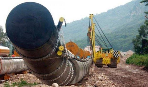 «Газпром» призупиняє роботи з «Турецьким потоком»