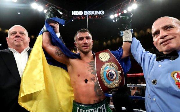 Ломаченко розчарувався бійцями своєї вагової категорії