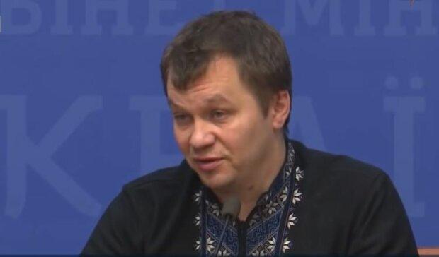 """Милованов хотів розхвалити себе і наразився на жорстку критику: """"Просто ржете над нами"""""""