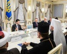 Зеленський зустрівся зі священиками, president.gov.ua