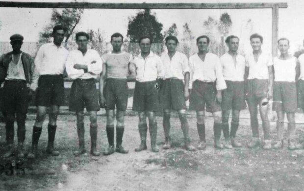 Футбольні команди Галичини: localhistory.org.ua
