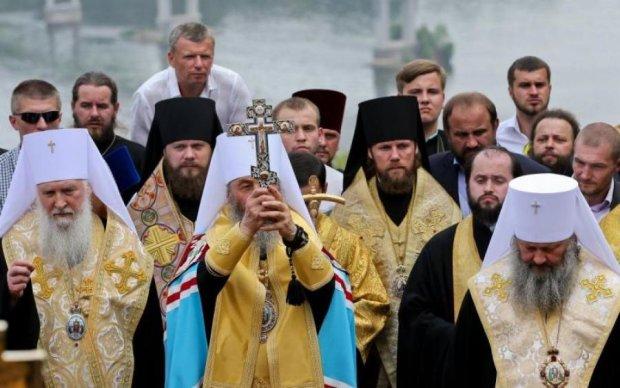 Московские попы осатанели от Единой церкви Порошенка