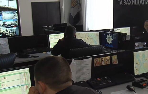 Полиция, кадр из видео, иллюстративное фото