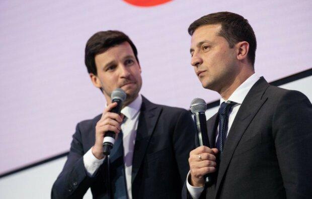 Юрий Великий и Владимир Зеленский, фото из свободных источников