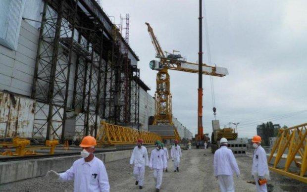 Названа причина задымления на Чернобыльской АЭС