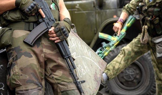 Вооруженные люди оцепили территорию крымского футбольного клуба «Скиф»