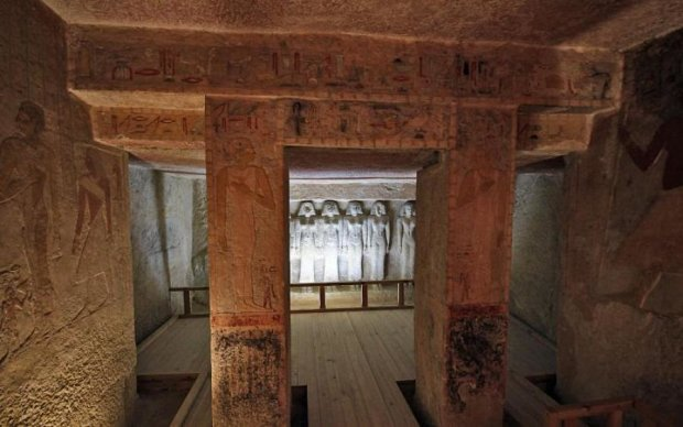 Єгипетська сила: вченим вдалося знайти цвинтар скарбів