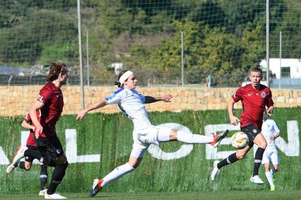 Динамо прикро програло у заключному матчі іспанського збору