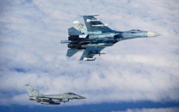 Над Чорним морем з'явилась повітряна поліція НАТО