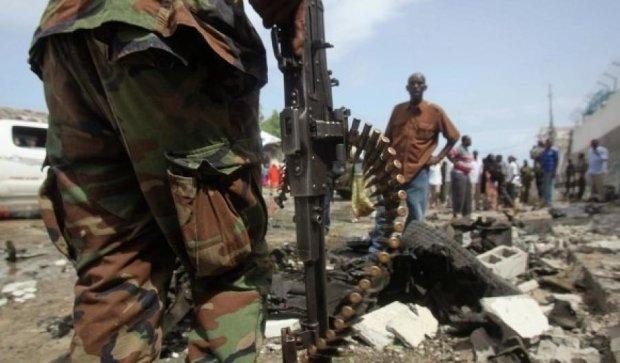 Потужний вибух пролунав у столиці Сомалі