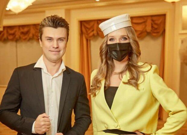 Євген Хмара та Катерина Осадча, фото: Facebook