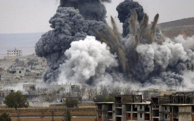 В Сирию прилетели ракеты, откуда не ждали