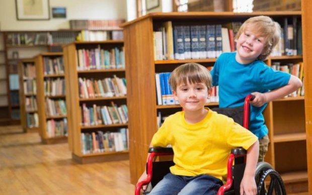 Инклюзивное образование в Украине: как будут учиться особенные дети