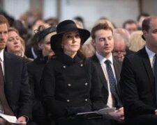 Герцоги Кембриджські і принц Гаррі, Getty