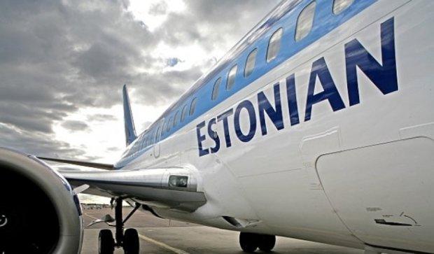 Эстонская авиакомпания прекращает полеты