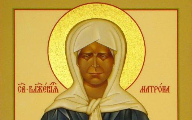 День пам'яті Блаженної Матрони: історія свята