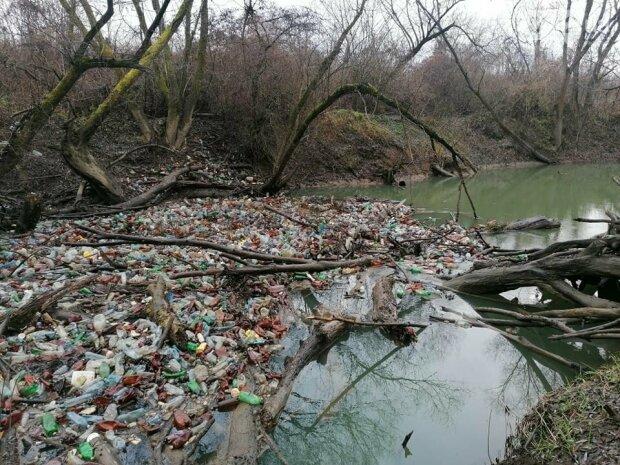 """Тонни сміття поглинули легендарні річки, закарпатці не знаходять собі місця: """"Треба діяти негайно!"""""""
