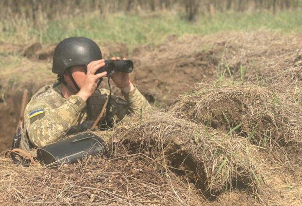 пограничники, фото с Facebook штаба ООС