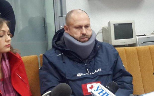 ДТП з Зайцевою: підозрюваний пішов на відчайдушні заходи
