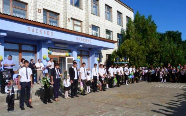 Украинскую школу превратили в уникальный арт-объект