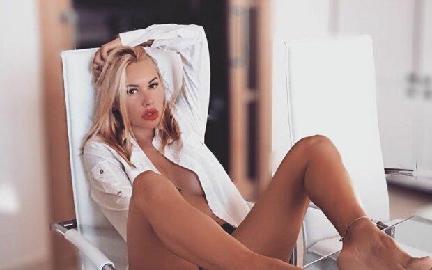 Ірина Морозюк, фото: Instagram