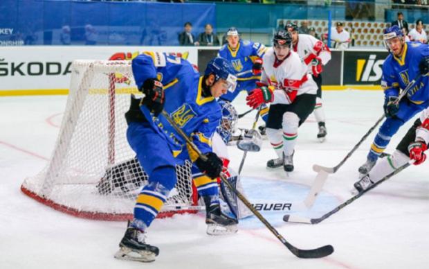Чемпионат мира по хоккею: Украина стартует с поражения от Венгрии