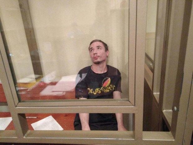 """Мережа здригнулася від нових знімків Павла Гриба з ув'язнення: ось що російська """"справедливість"""" робить з людьми"""