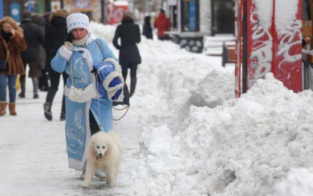 Погода испортит праздники украинцам