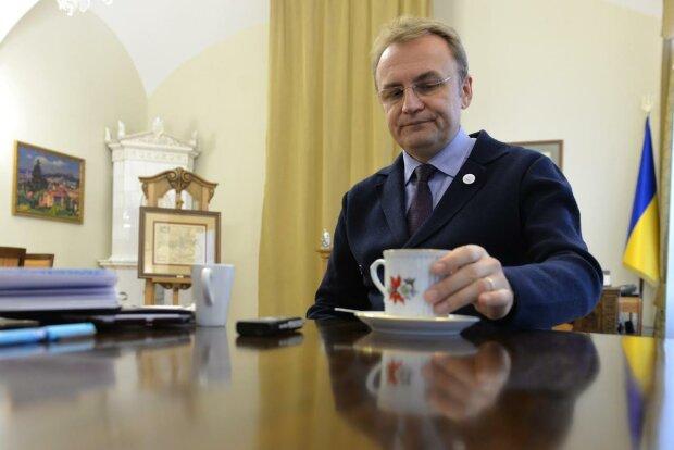 Андрій Садовий, мер Львова, фото Google