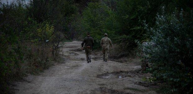 Путинские оккупанты подстрелили воина ВСУ на Донбассе после
