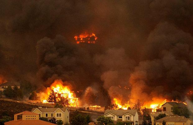 Рай став пеклом: у США вщент вигоріло містечко Парадайз