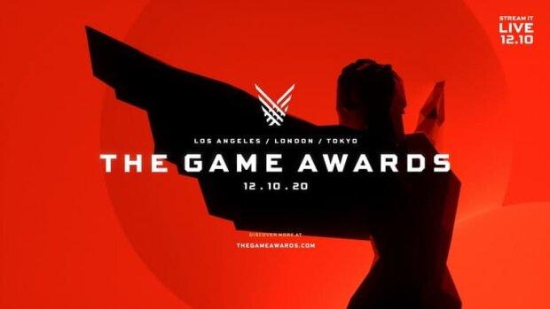 Game Awards 2020, скріншот