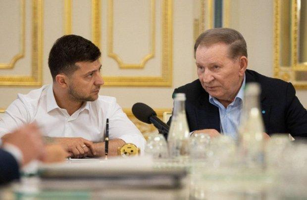 У Кремлі натякнули, як Кучма може вплинути на переговори по Донбасу