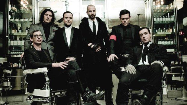 Херсон надихнув Rammstein на новий альбом: у тизері помітили знайомі місця