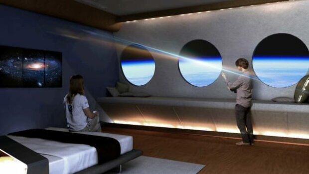 Номер с видом на всю планету: космические отели для туристов становятся реальностью