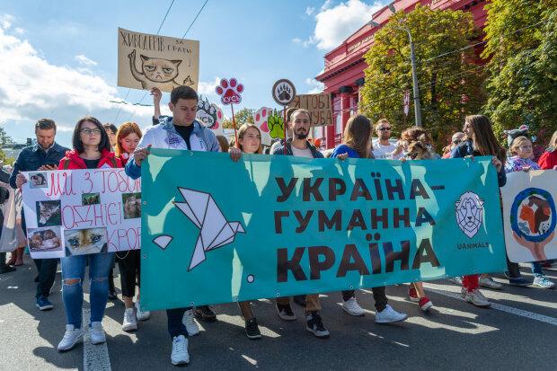 11 требований самых гуманных людей Украины: массовое событие Европы набирает обороты