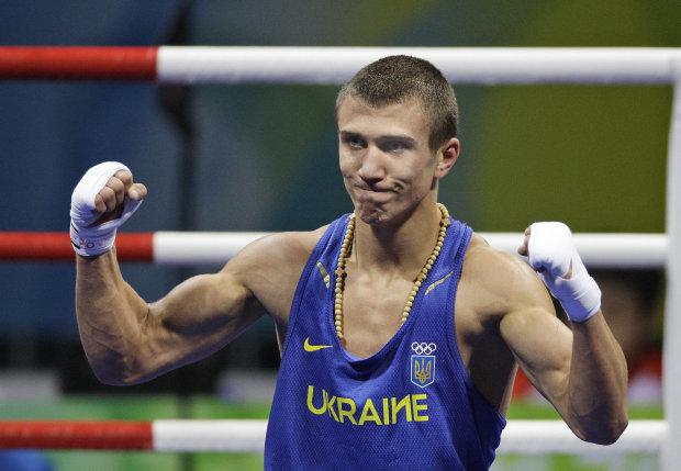Василь Ломаченко - дворазовий олімпійський чемпіон з боксу
