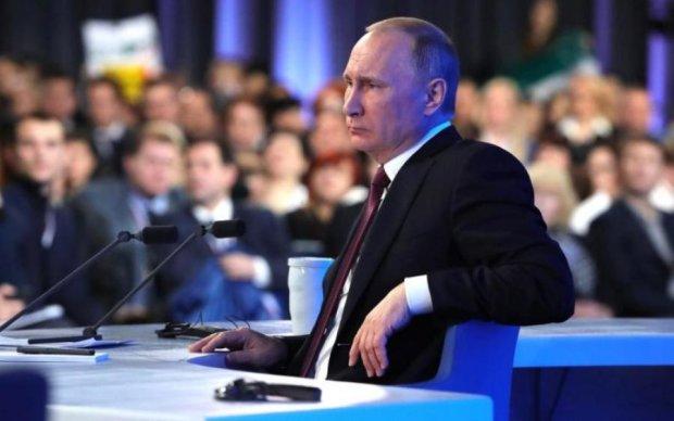 Зачепив Саакашвілі і пояснив за Донбас: що іще Путін наговорив росіянам