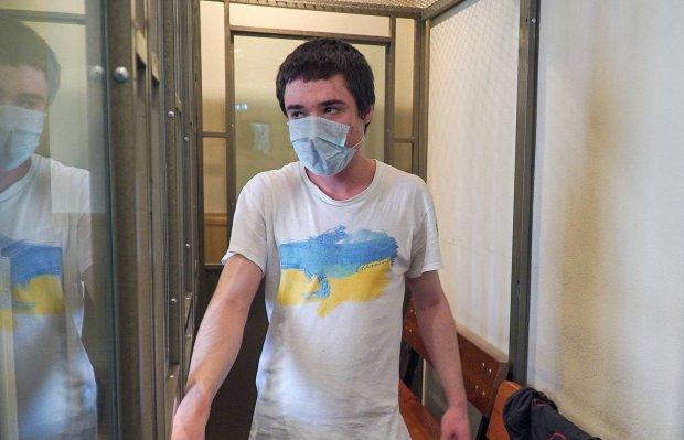 Украинец Гриб услышал приговор путинских палачей