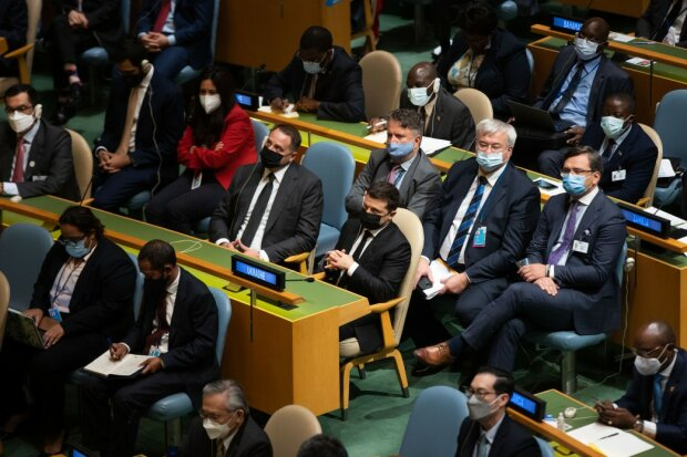 Участь Володимира Зеленського у заходах 76-ї сесії Генеральної Асамблеї ООН, president.gov.ua