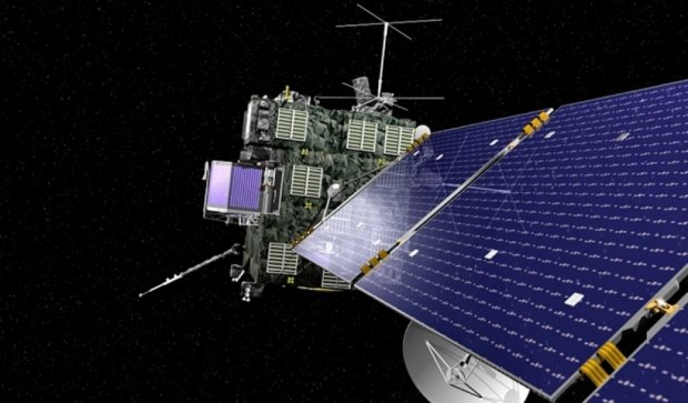 """Зонд """"Розетта"""" приземлился на комету и прекратил связь с Землей"""