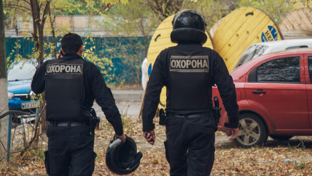 Київська поліція, фото - Інформатор