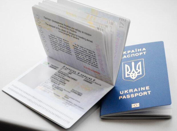 Біометричний паспорт: оформлення, вартість, документи, Trushenk
