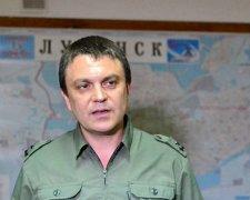 Луганская марионетка Кремля Пасечник