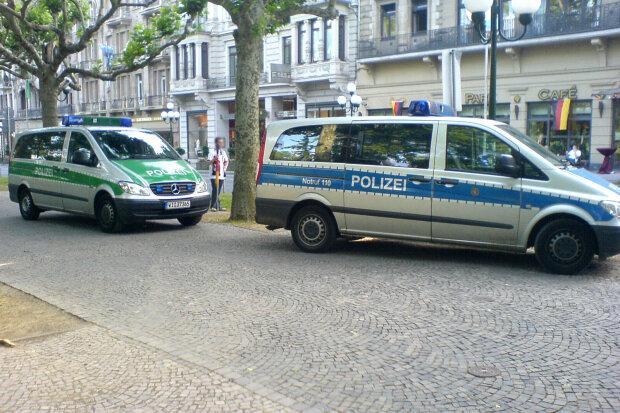 Німецька поліція, фото: Вікіпедія